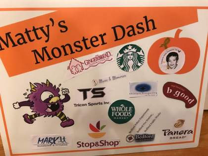 Matty's Monster Dash 2017